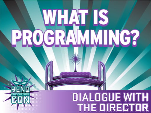What is Programming at RPCC and Why Should I Care?