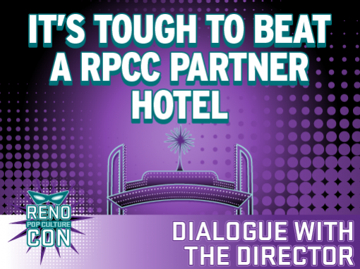 Staying Overnight? It's Tough to Beat an RPCC Partner Hotel.