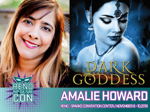 Reno Pop Culture Con - Amelie Howard
