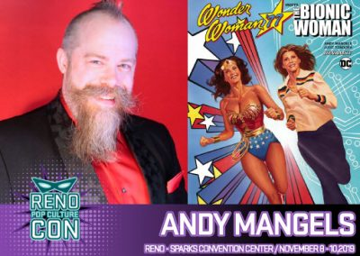 Andy Mangels