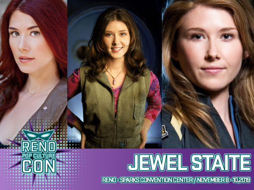 Reno Pop Culture Con - Jewel Staite