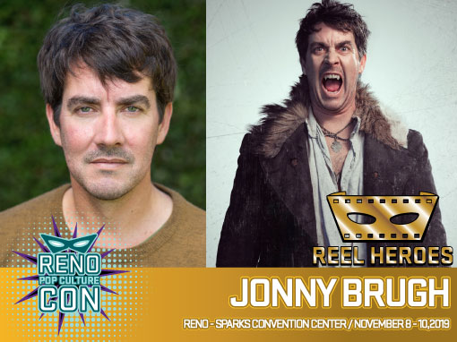 Reno Pop Culture Con - Jonny Brugh