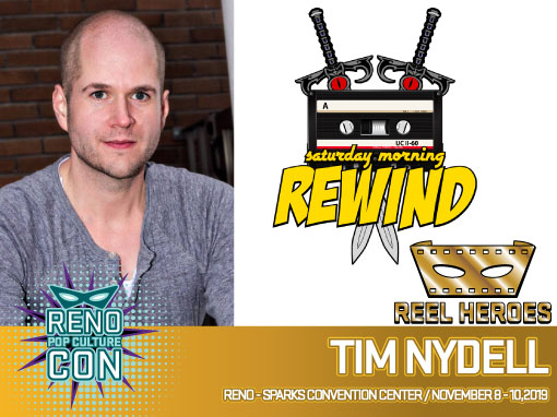 Reno Pop Culture Con - Tim Nydell