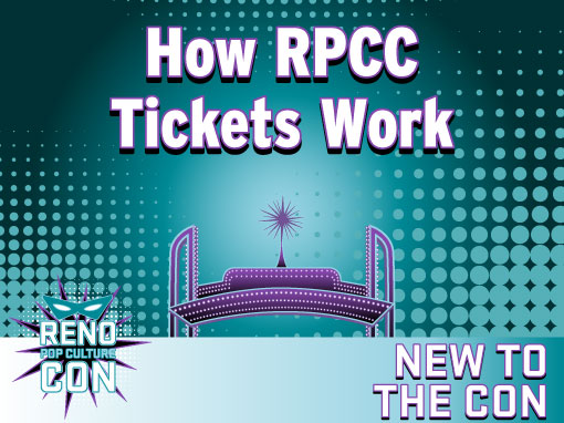 How Tickets to RPCC Work